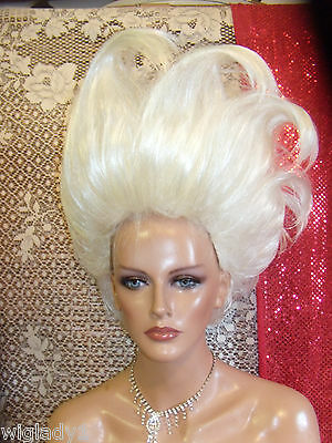 Vegas Girl Special Wigs Pick A Color Ursula Awesome Show Stopper Drag Queen Fun