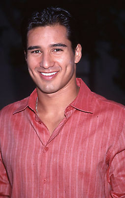 Mario Lopez 35Mm Slide Transparency Negative Photo 5466