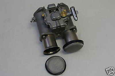 Weber 58 DCO, Ferrari, Coventry Climax Air Horn Filter