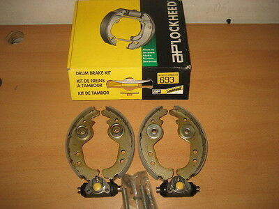 Kit Freins Arriere Fiat Panda Type 141A 4X4 900 T/E Pulmino Panorama - 692 693