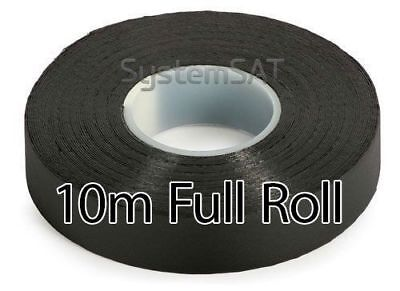 Self Amalgamating Tape 10m Quality Rubber Strips - Full Roll