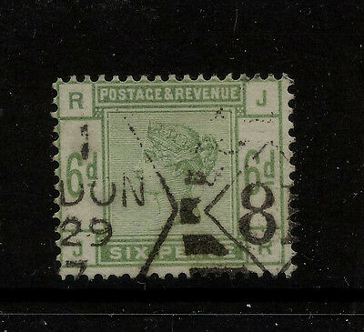 Great  Britain 105 nice color   used  catalog $225.00