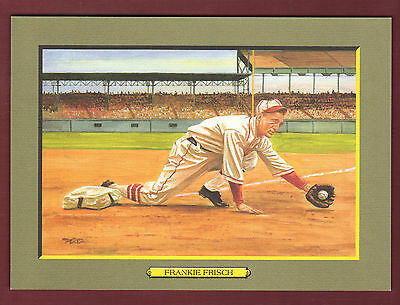 """Giants~Perez-Steele Turkey Red T3-style 8/""""x 5-3//4/"""" cabinet card #65 WILLIE MAYS"""
