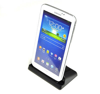 """Station d'accueil chargeur pour Samsung Galaxy Tab 3 7"""" 8"""" 10"""""""