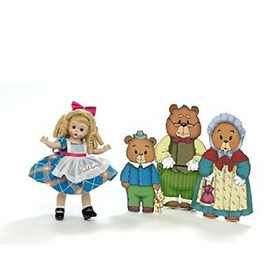 Madame Alexander Goldilocks & the 3 Bears 8 Inch Articulated Doll 66720
