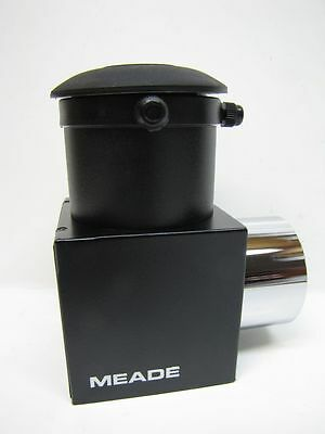 "Meade 2"" Telescope Slide in Mirror Star Diagonal NEW! Great Price! 2 inch"