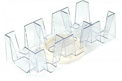 Revolving Playing Card Tray / Holder 1 to 9 Decks, New, Free Shipping