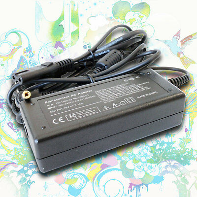 AC Power Charger Adapter for Dell Inspiron 1300 3200 3500 3000 7000 PP8S Cord