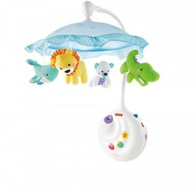 Fisher-Price Precious Planet 2-in-1 Projection Mobile, New, Free Shipping