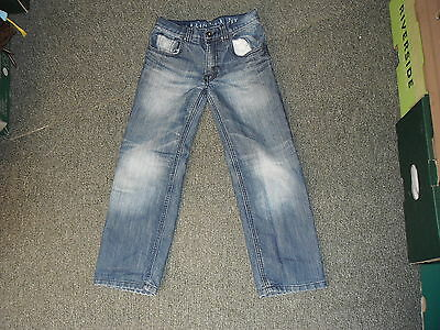 "Cherokee Regular Fit Jeans W 27"" L 23"" Faded Dark Blue Boys 9 - 10 Yrs Jeans"