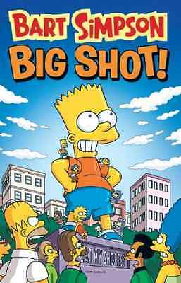 Bart Simpson - Big Shot (Simpsons) - Paperback NEW Groening, Matt 2013-04-12