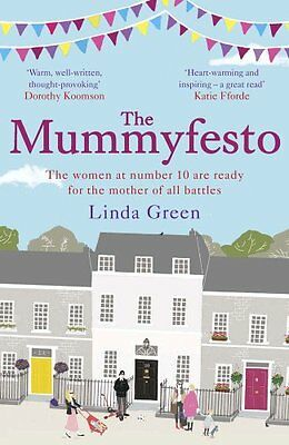 The Mummyfesto by Linda Green (Paperback 2013) Great Gift too! O5 (New)