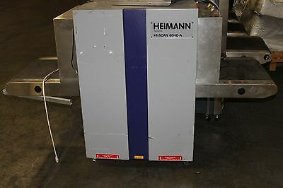 HEIMANN X-RAY INSPECTION 6040-A Security X-ray Scanner HI-SCAN