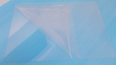 5 sheets 1mm A3 Clear PETG (420x297) dolls house windows,model making