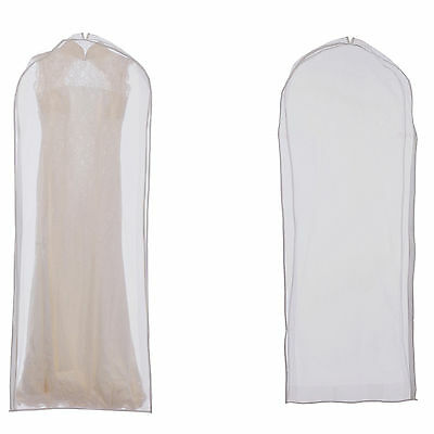 Wedding Bridal Gown Garment Bags Evening Ball Dress Suit Cover Storage Bags