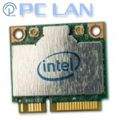 Intel Dual Band Wireless-AC 7260 MINI PCI EXPRESS Plus Bluetooth 4.0 for Laptop