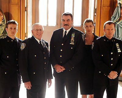Blue Bloods Cast 8X10 Glossy Photo Picture