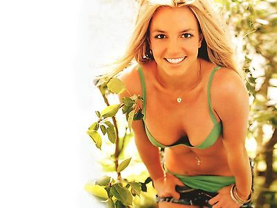 Britney Spears 8X10 Glossy Photo Picture Image #2