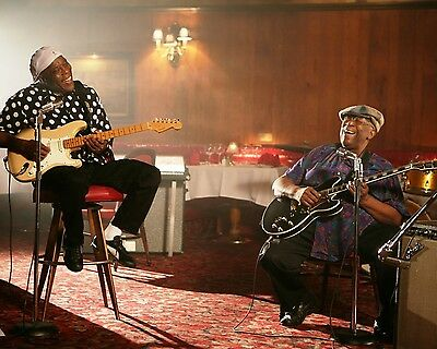 Buddy Guy And Bb King 8X10 Glossy Photo Picture