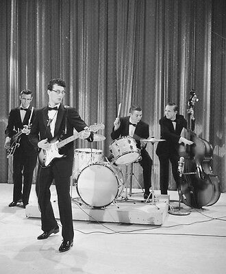 Buddy Holly 8X10 Glossy Photo Picture