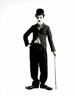 Charlie Chaplin 8X10 Glossy Photo Picture