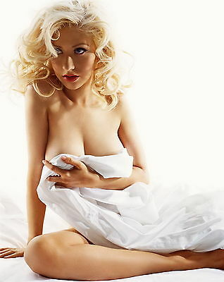 Christina Aguilera 8X10 Glossy Photo Picture Image #3