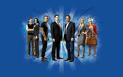 CRIMINAL MINDS CAST 8X10 GLOSSY PHOTO PICTURE