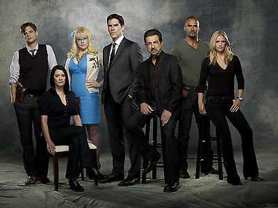 CRIMINAL MINDS CAST 8X10 GLOSSY PHOTO PICTURE IMAGE #2