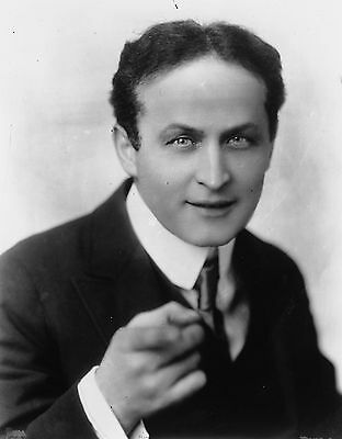 Harry Houdini 8X10 Glossy Photo Picture