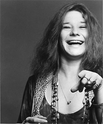 Janis Joplin 8X10 Glossy Photo Picture