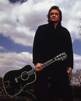Johnny Cash 8X10 Glossy Photo Picture Image #4