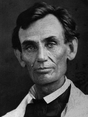 Us President Abraham Lincoln 8X10 Glossy Photo Picture
