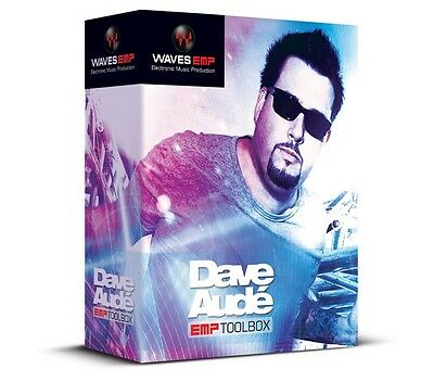 Waves Dave Aude Emp Toolbox Electronic Delivery