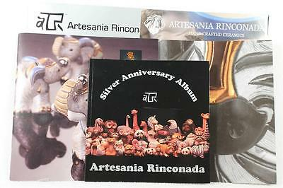 Rinconada Catalogs & Pamphlets & Flyers - Set of FIVE Old but All NEW & Retired