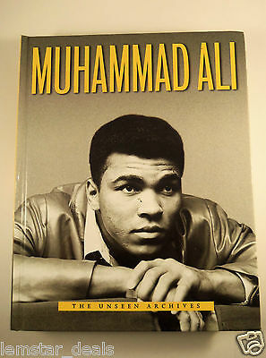Muhammad Ali - The Unseen Archives - Parragon Publishing (2001).