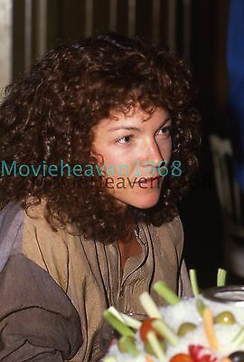 Amy Irving 35Mm Slide Transparency Negative Photo 6628