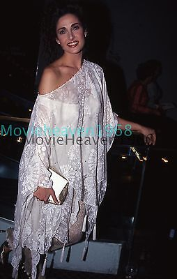 Melina Kanakaredes 35MM SLIDE TRANSPARENCY NEGATIVE PHOTO 6614