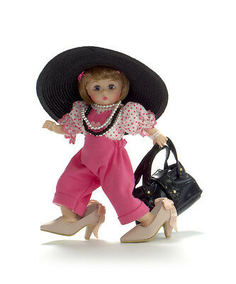 "Madame Alexander Dressed Like Mommy 8"" Doll 66890"