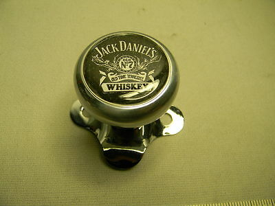 JACK DANIELS HEAVY DUTY BALL BEARING SUICIDE SPINNER KNOB RATROD NEW ITEM
