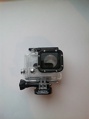 Deep Dive Waterproof Housing For Black White Silver for GoPro HD Hero 3 3+