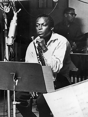 Miles Davis 8X10 Glossy Photo Picture