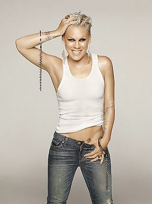 Pink 8X10 Glossy Photo Picture