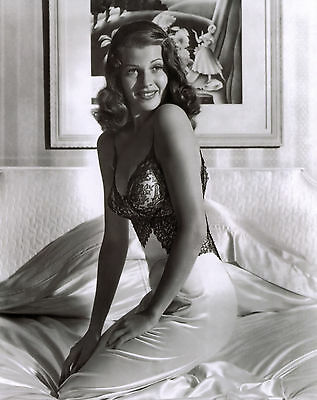 Rita Hayworth 8X10 Glossy Photo Picture Image #2