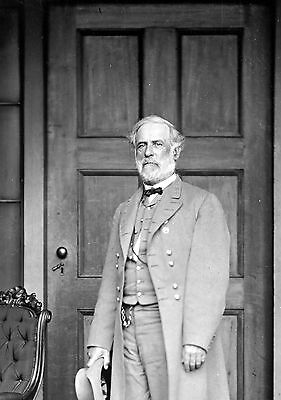Robert E Lee 8X10 Glossy Photo Picture Image #2