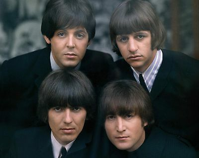 The Beatles 8X10 Glossy Photo Picture Image #5