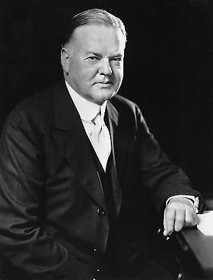 Us President Herbert Hoover 8X10 Glossy Photo Picture