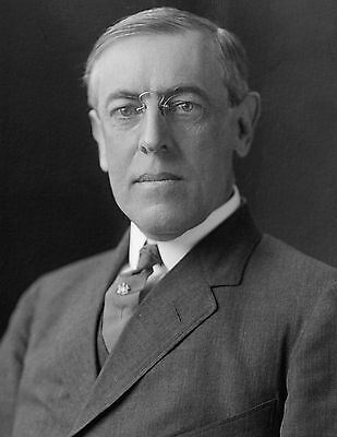 Us President Woodrow Wilson 8X10 Glossy Photo Picture