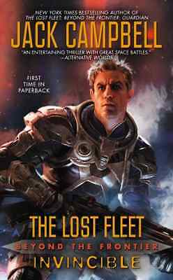 Invincible (Lost Fleet: Beyond the Frontier Series #2) - Mass Market Paperback N