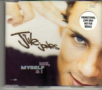 (DR422) Jlve Jones, Me Myself & I - 2001 CD