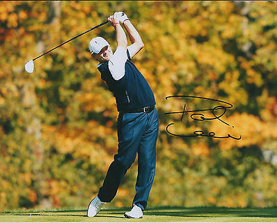 Paul LAWRIE SIGNED Autograph 10x8 Photo AFTAL COA Ryder Cup Winner